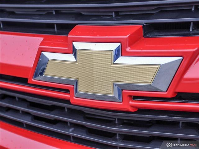 2017 Chevrolet Colorado WT (Stk: 27403) in Georgetown - Image 9 of 27