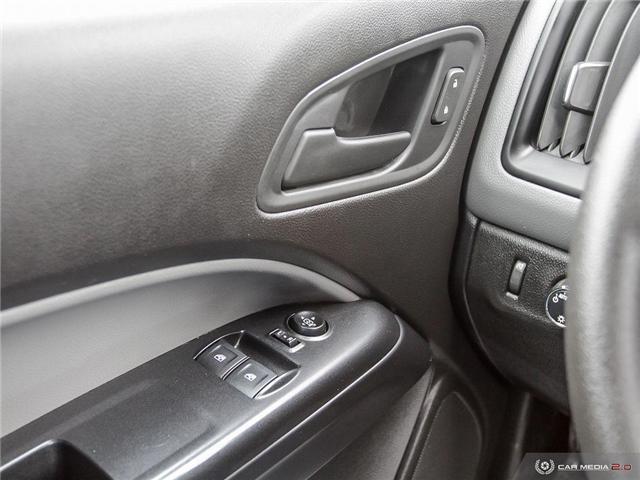 2017 Chevrolet Colorado WT (Stk: 27403) in Georgetown - Image 17 of 27