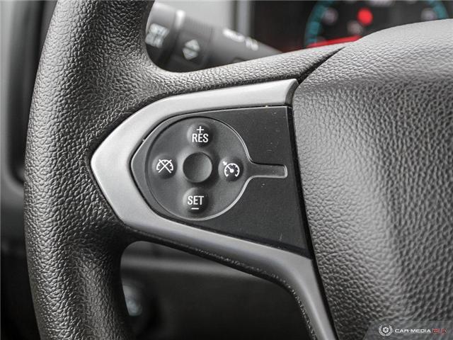 2017 Chevrolet Colorado WT (Stk: 27403) in Georgetown - Image 18 of 27