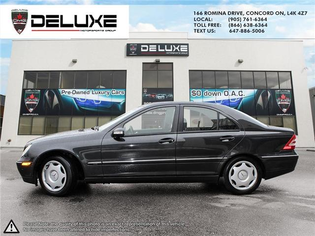 2002 Mercedes-Benz C-Class Elegance (Stk: D0541T) in Concord - Image 2 of 5