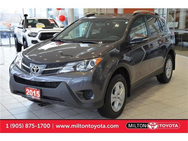 2015 Toyota RAV4  2T3ZFREV3FW229839 229839 in Milton