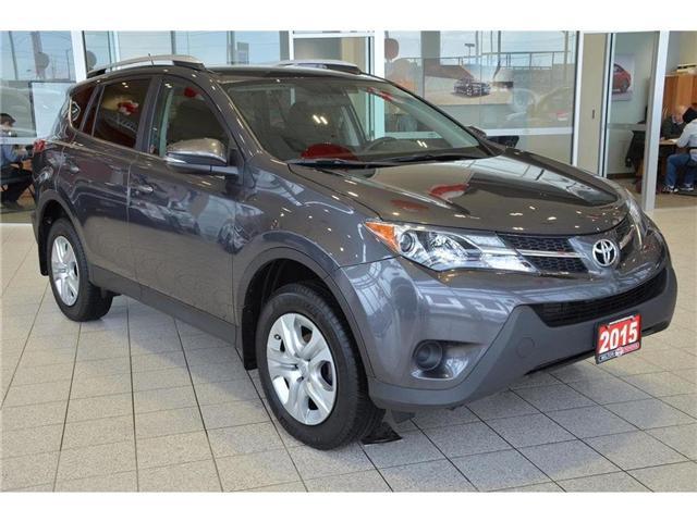 2015 Toyota RAV4  (Stk: 229839) in Milton - Image 3 of 40