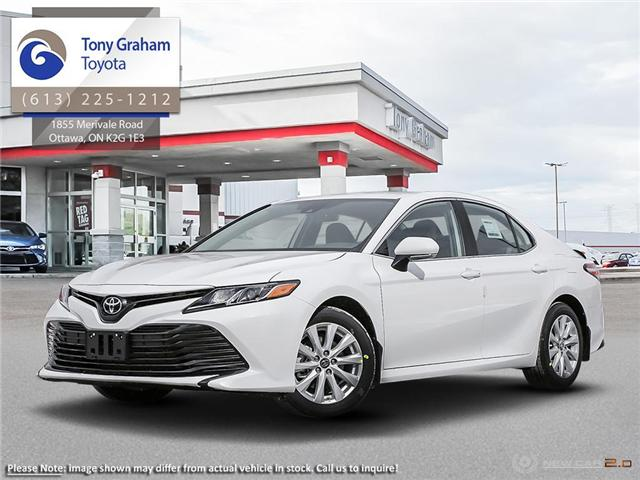 2019 Toyota Camry LE (Stk: 57922) in Ottawa - Image 1 of 23