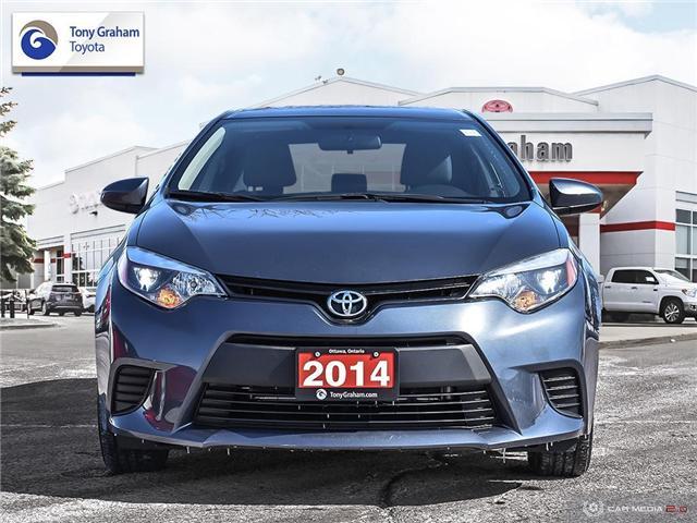 2014 Toyota Corolla LE ECO (Stk: E7744) in Ottawa - Image 2 of 28