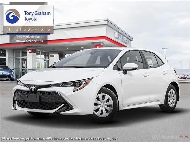 2019 Toyota Corolla Hatchback Base (Stk: D11421) in Ottawa - Image 1 of 23