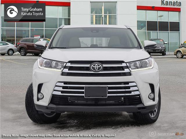 2019 Toyota Highlander XLE AWD SE Package (Stk: 89319) in Ottawa - Image 2 of 24