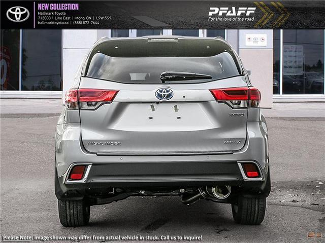 2019 Toyota Highlander Hybrid Limited CVT (Stk: H19325) in Orangeville - Image 5 of 24