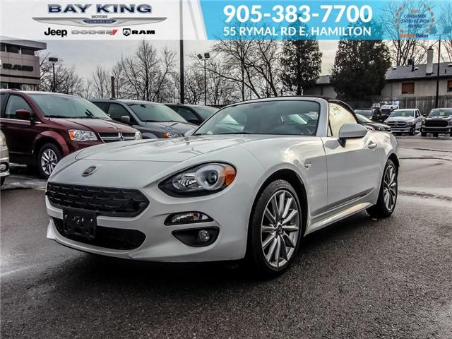 2017 Fiat 124 Spider  (Stk: 6726) in Hamilton - Image 1 of 18