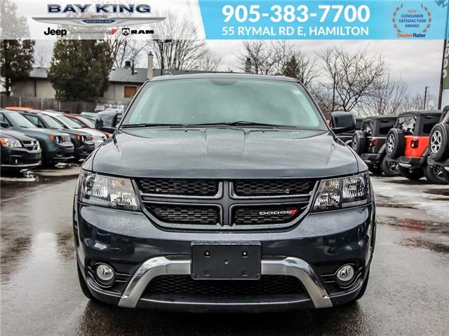 2018 Dodge Journey Crossroad (Stk: 6770R) in Hamilton - Image 2 of 25