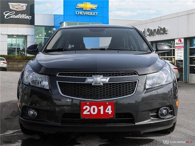 2014 Chevrolet Cruze LTZ (Stk: 2809941A) in Toronto - Image 2 of 27