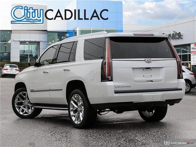 2019 Cadillac Escalade Luxury (Stk: 2906322) in Toronto - Image 4 of 27