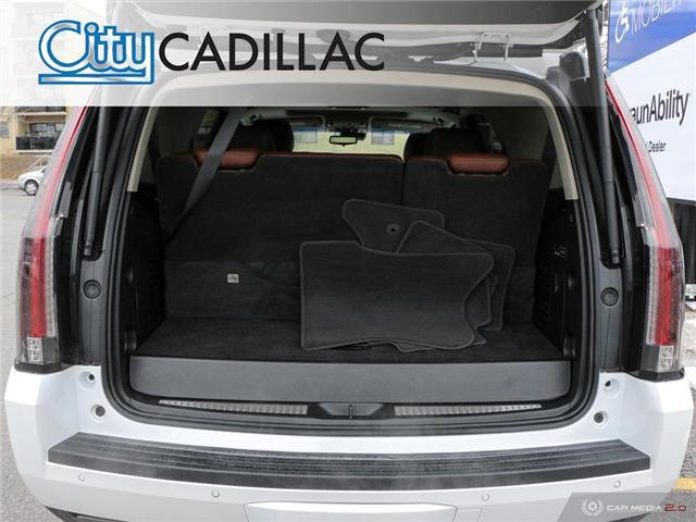 2019 Cadillac Escalade Luxury (Stk: 2906322) in Toronto - Image 11 of 27