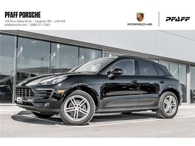 2018 Porsche Macan  (Stk: P13892) in Vaughan - Image 1 of 22