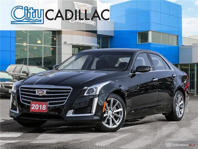 2018 Cadillac CTS 3.6L Luxury (Stk: R12178) in Toronto - Image 1 of 27