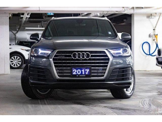 2017 Audi Q7 3.0T Progressiv (Stk: P0153) in Ajax - Image 2 of 30