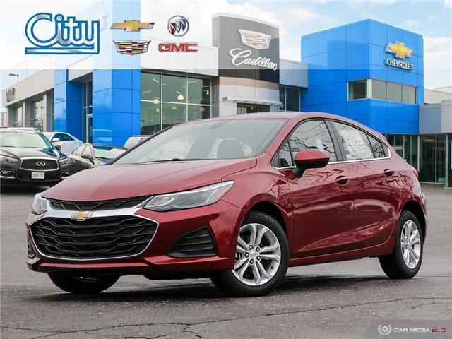 2019 Chevrolet Cruze LT (Stk: 2956251) in Toronto - Image 1 of 27