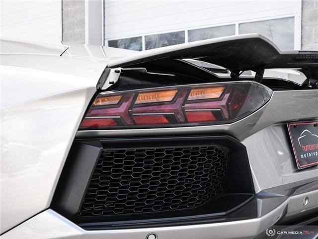 2015 Lamborghini Aventador - (Stk: 19MSX088) in Mississauga - Image 12 of 30