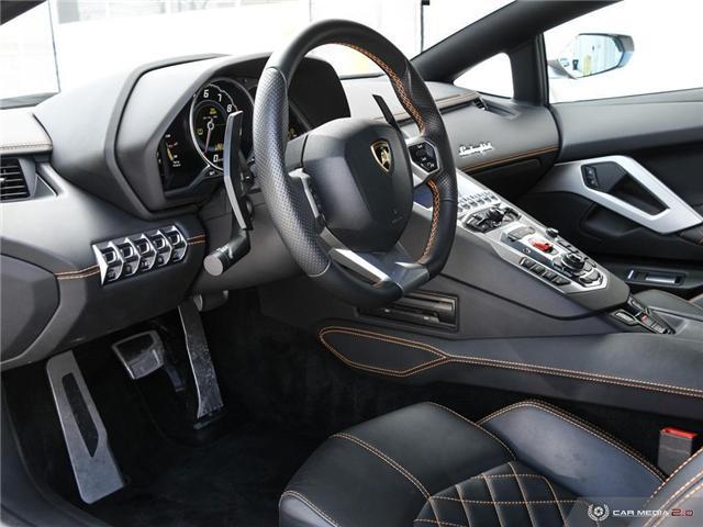 2015 Lamborghini Aventador - (Stk: 19MSX088) in Mississauga - Image 13 of 30
