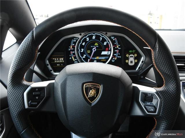2015 Lamborghini Aventador - (Stk: 19MSX088) in Mississauga - Image 14 of 30