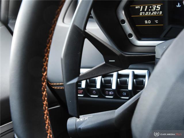 2015 Lamborghini Aventador - (Stk: 19MSX088) in Mississauga - Image 16 of 30