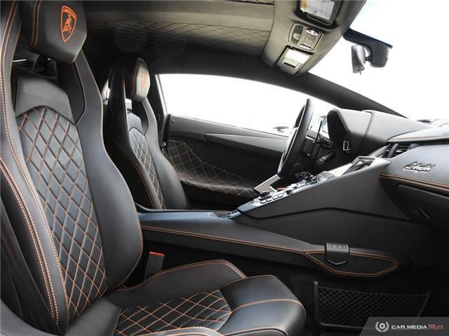 2015 Lamborghini Aventador - (Stk: 19MSX088) in Mississauga - Image 23 of 30