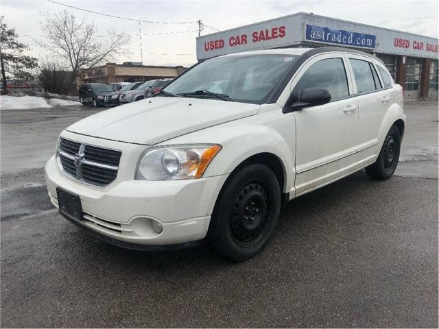 2010 Dodge Caliber SXT (Stk: 19-3550A) in Hamilton - Image 1 of 18