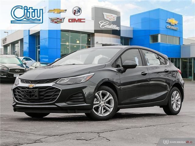 2019 Chevrolet Cruze LT (Stk: 2949348) in Toronto - Image 1 of 27