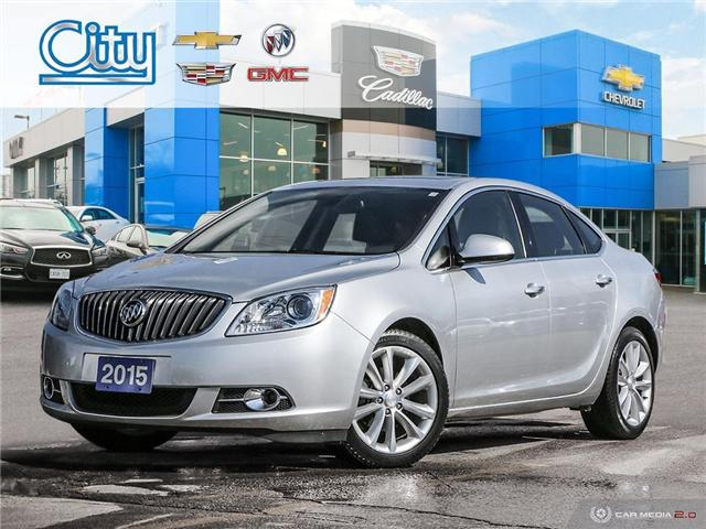 2015 Buick Verano Leather (Stk: R12185) in Toronto - Image 1 of 27