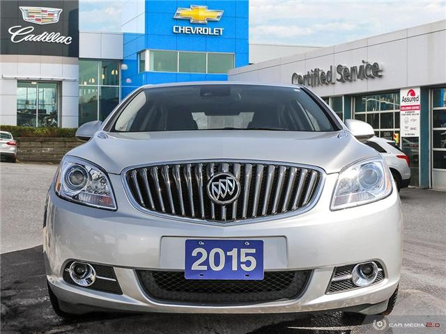 2015 Buick Verano Leather (Stk: R12185) in Toronto - Image 2 of 27