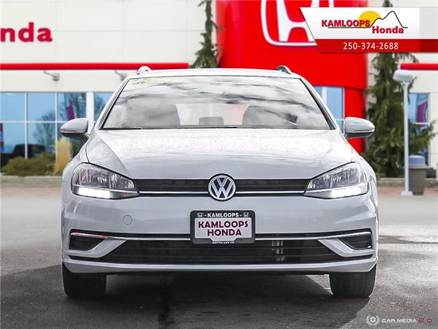2018 Volkswagen Golf SportWagen 1.8 TSI Trendline (Stk: 14176U) in Kamloops - Image 2 of 25