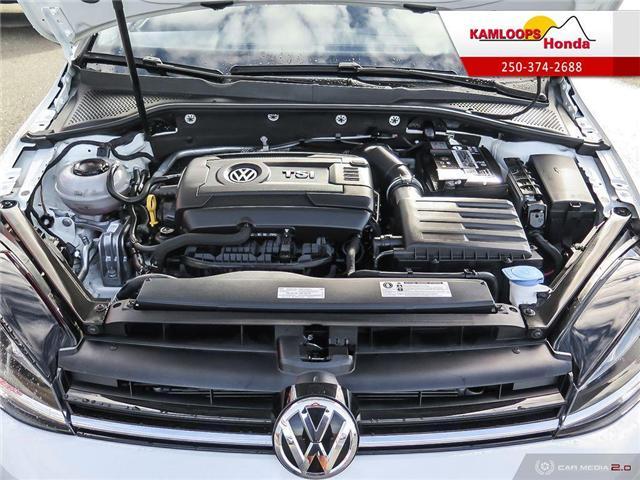 2018 Volkswagen Golf SportWagen 1.8 TSI Trendline (Stk: 14176U) in Kamloops - Image 8 of 25