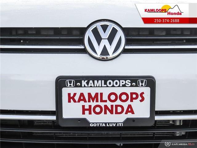 2018 Volkswagen Golf SportWagen 1.8 TSI Trendline (Stk: 14176U) in Kamloops - Image 9 of 25