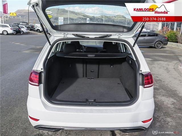 2018 Volkswagen Golf SportWagen 1.8 TSI Trendline (Stk: 14176U) in Kamloops - Image 11 of 25