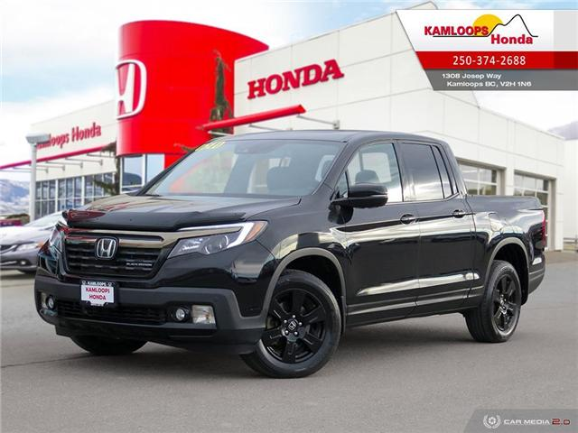 2017 Honda Ridgeline Black Edition (Stk: 14257A) in Kamloops - Image 1 of 25