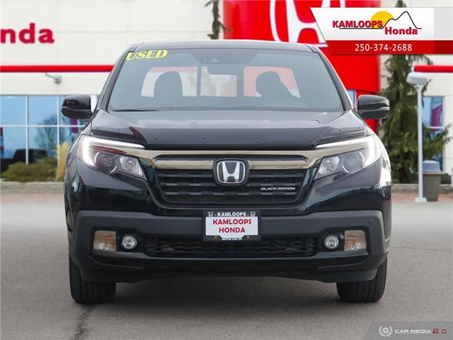 2017 Honda Ridgeline Black Edition (Stk: 14257A) in Kamloops - Image 2 of 25