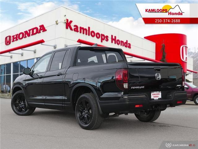 2017 Honda Ridgeline Black Edition (Stk: 14257A) in Kamloops - Image 4 of 25