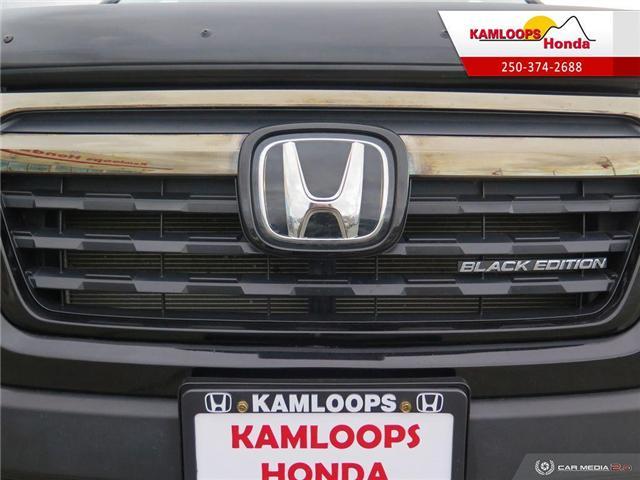2017 Honda Ridgeline Black Edition (Stk: 14257A) in Kamloops - Image 9 of 25