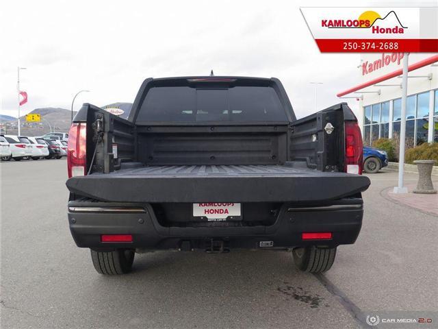 2017 Honda Ridgeline Black Edition (Stk: 14257A) in Kamloops - Image 11 of 25