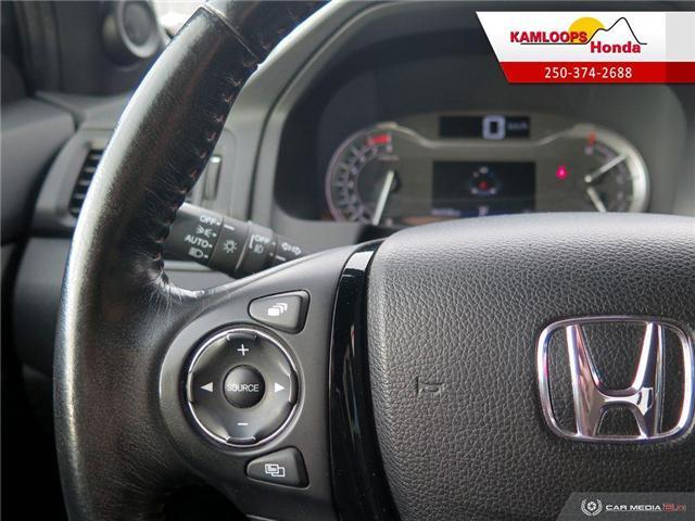 2017 Honda Ridgeline Black Edition (Stk: 14257A) in Kamloops - Image 17 of 25
