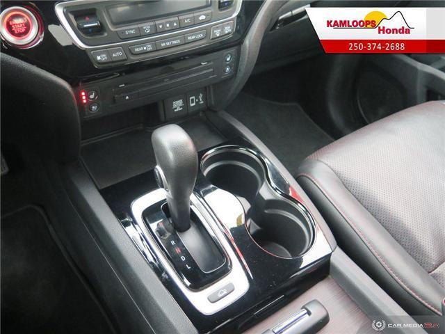 2017 Honda Ridgeline Black Edition (Stk: 14257A) in Kamloops - Image 19 of 25