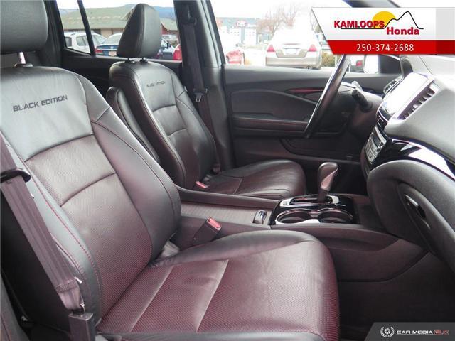 2017 Honda Ridgeline Black Edition (Stk: 14257A) in Kamloops - Image 22 of 25
