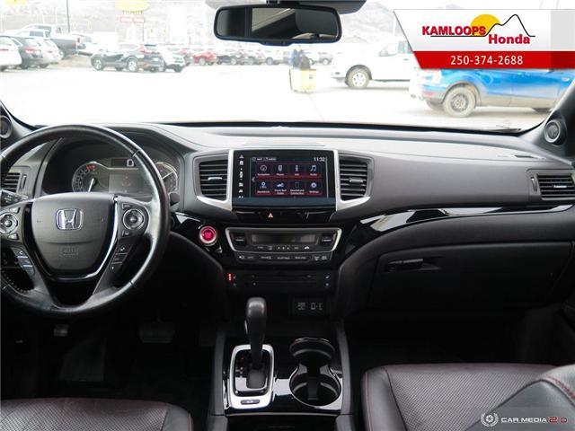 2017 Honda Ridgeline Black Edition (Stk: 14257A) in Kamloops - Image 24 of 25