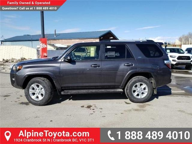 2019 Toyota 4Runner SR5 (Stk: 5666079) in Cranbrook - Image 2 of 15