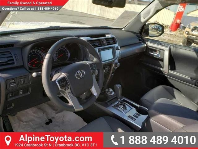 2019 Toyota 4Runner SR5 (Stk: 5672778) in Cranbrook - Image 9 of 15
