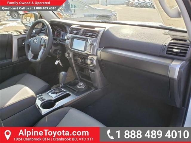 2019 Toyota 4Runner SR5 (Stk: 5672778) in Cranbrook - Image 11 of 15