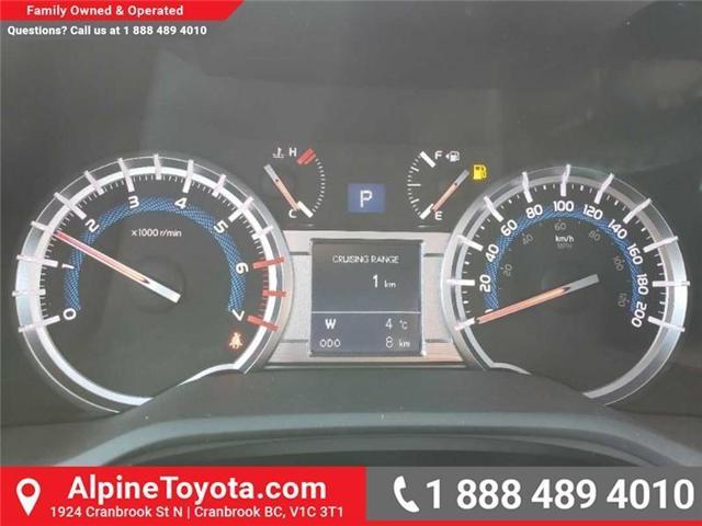 2019 Toyota 4Runner SR5 (Stk: 5672778) in Cranbrook - Image 13 of 15