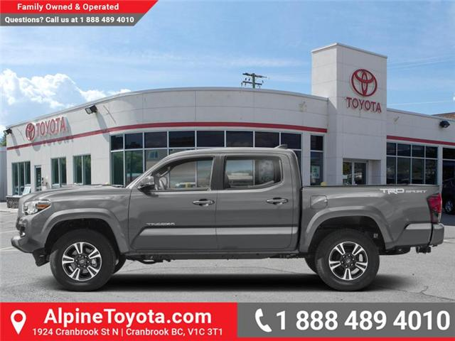 2019 Toyota Tacoma TRD Off Road (Stk: X185108) in Cranbrook - Image 1 of 1