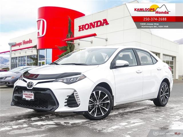2018 Toyota Corolla SE (Stk: 14159B) in Kamloops - Image 1 of 26