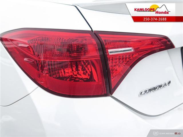 2018 Toyota Corolla SE (Stk: 14159B) in Kamloops - Image 12 of 26