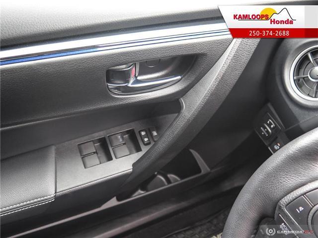 2018 Toyota Corolla SE (Stk: 14159B) in Kamloops - Image 17 of 26